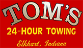 Tom's 24 Hour Towing – Elkhart, Indiana